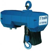 Parancho elettrico tralift te 1000 kg tractel trc026229 for Paranco elettrico 1000 kg